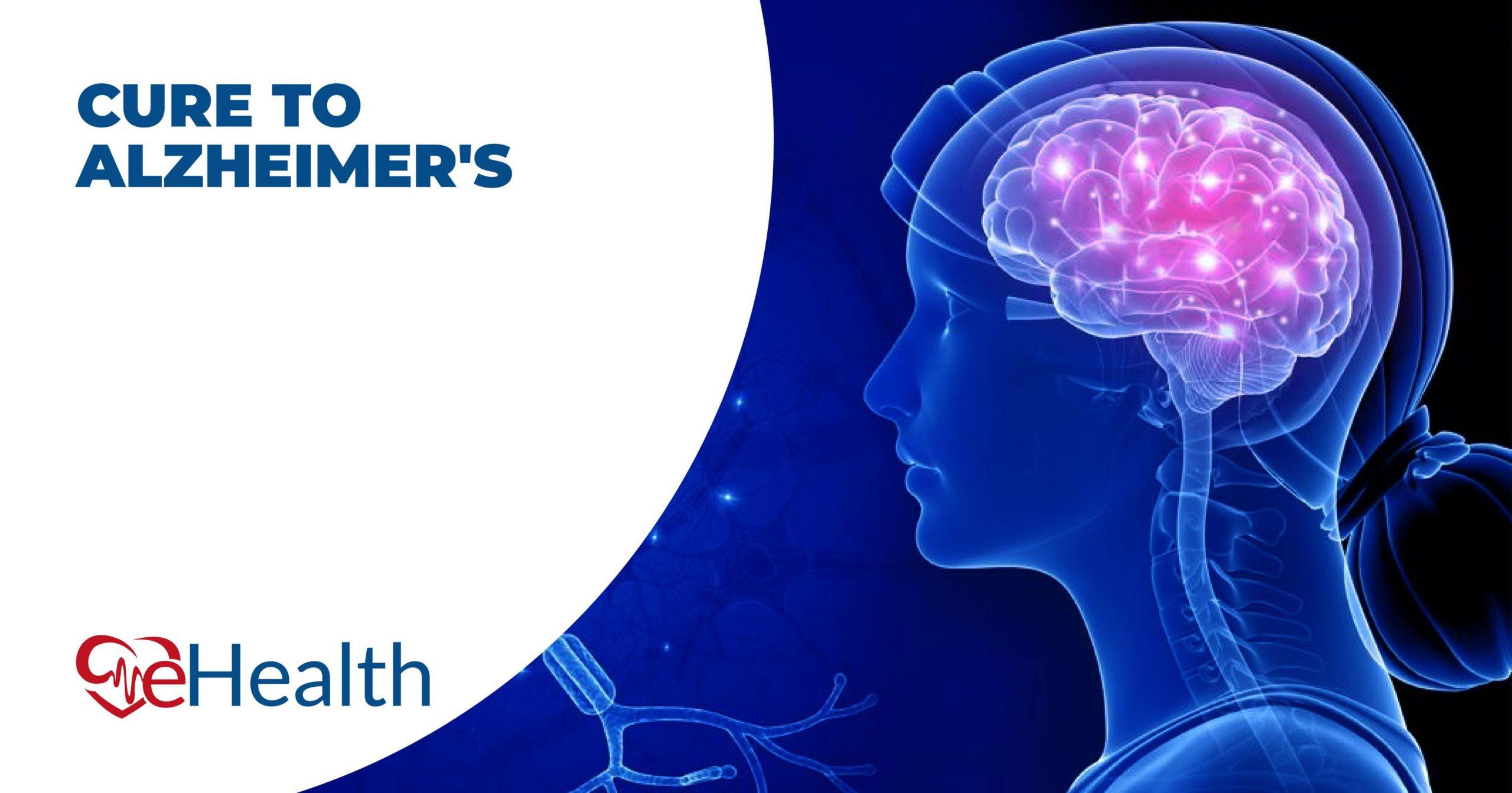 Alzheimer's cure 2021