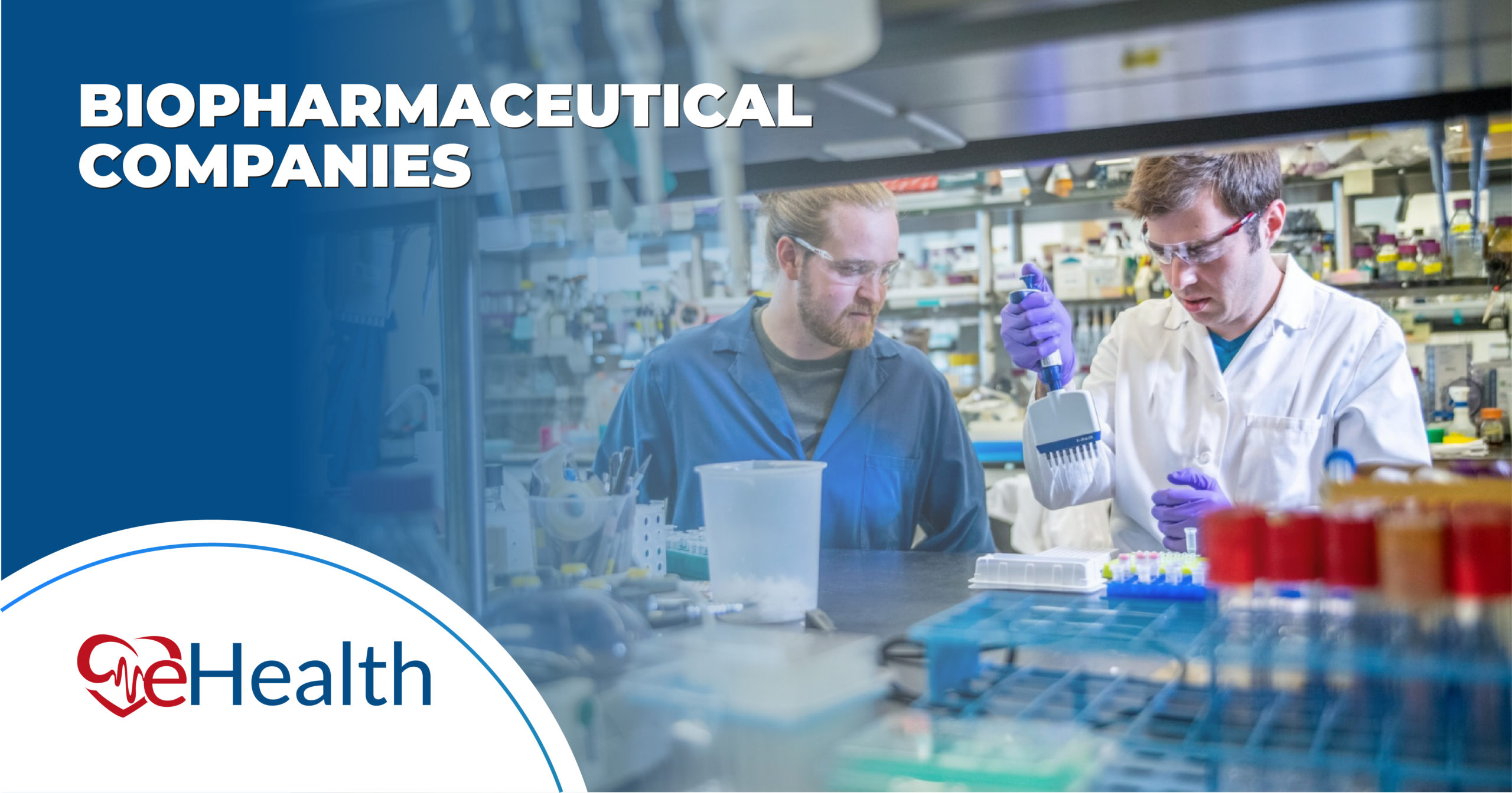 Discover Top 6 Biopharmaceutical Companies
